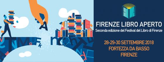 'Firenze libro aperto': festival della lettura alla Fortezza
