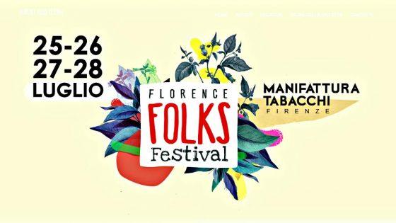 Florence Folks Festival alla Manifattura Tabacchi