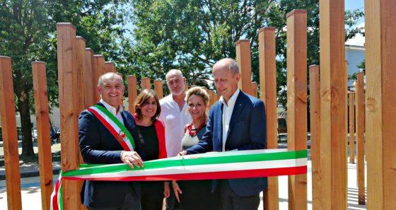 Francigena, inaugurato il 'Labirinto del Pellegrino'