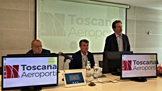 Aeroporto: oggi confronto Toscana Aeroporti e commissione ambiente