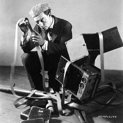 """Remo Anzovino """"Musiche per il film The Cameramen"""""""