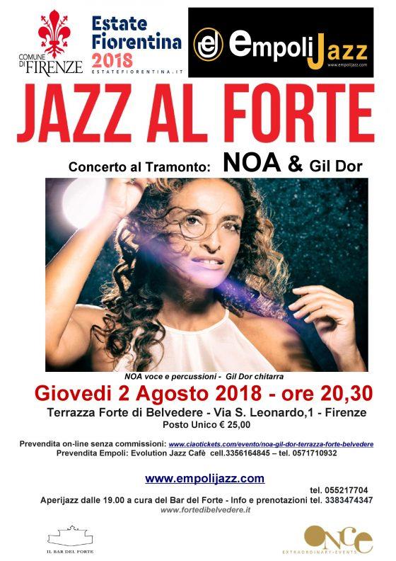 Noa & Gil Dor in concerto