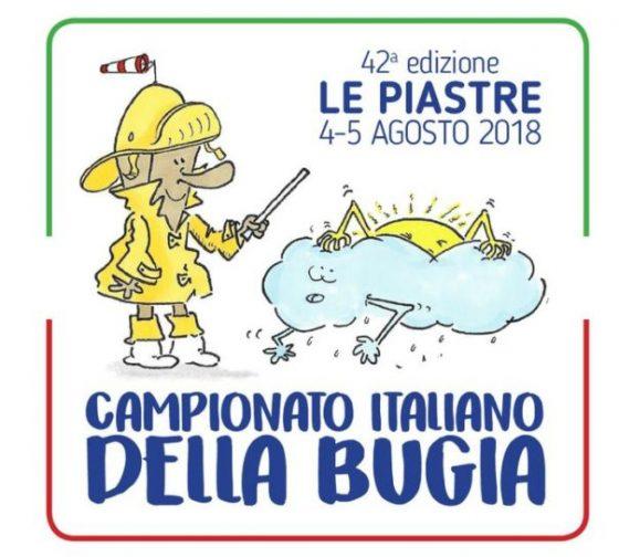 Pistoia, 293 in gara per sezione grafica Campionato bugia