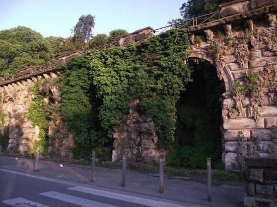 Firenze: al via recupero rampe Poggi