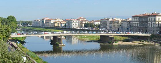 Crollo Genova: a Firenze da settembre lavori su ponte Vespucci, 198 le opere monitorate