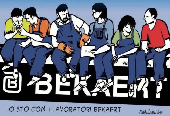 Bekaert: i lavoratori ringraziano, grande sostegno campagna