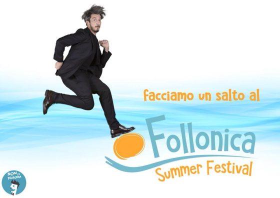 Follonica Summer Festival 2018
