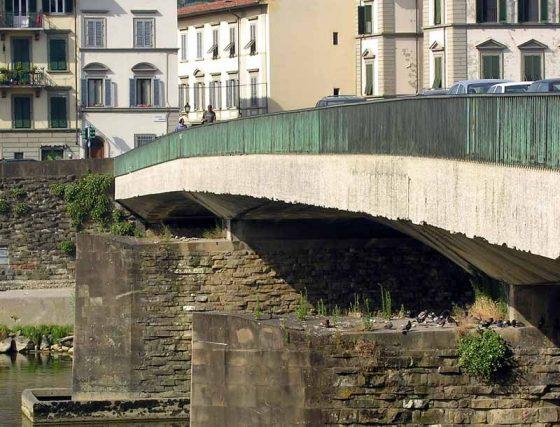 Ponte Vespucci: riapertura in tre fasi