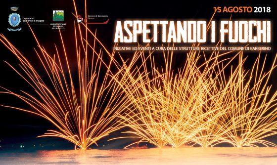 Ferragosto: tornano i fuochi artificio sul lago di Bilancino