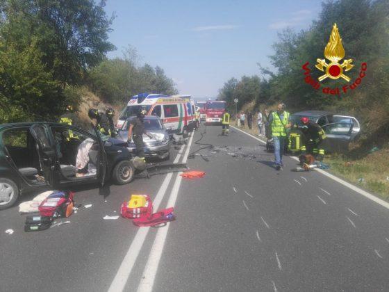 +54% morti: in provincia Firenze è emergenza incidenti stradali