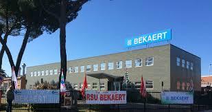 """Bekaert, sindacati: """"c'è luce in fondo a tunnel"""""""