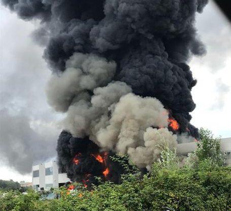 Incendio Pietrasanta: Rossi, esemplare lavoro di squadra