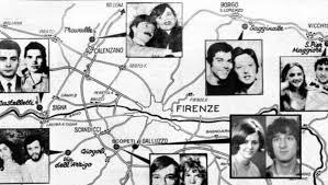 'Mostro' di Firenze: 50 anni dal primo omicidio