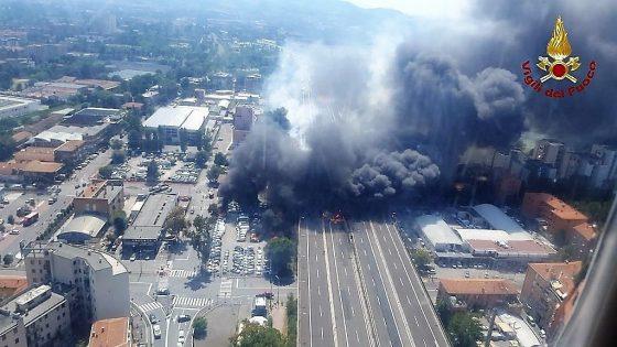 """Rogo Bologna: testimone aretino """"Sentito boato, pensavo attentato"""""""