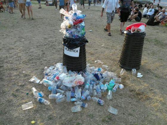 """""""Non è la plastica che inquina ma l'uso che ne facciamo"""""""