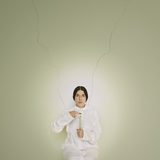 Marina Abramovic a Firenze: The Cleaner