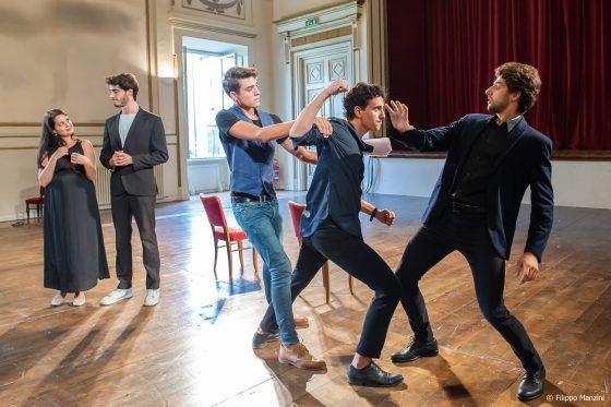 Eduardo per iNuovi: prima nazionale al Teatro Niccolini