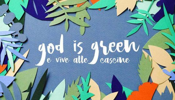 """God is Green..e vive alle Cascine"": evento 'verde' e aperto al quartiere"