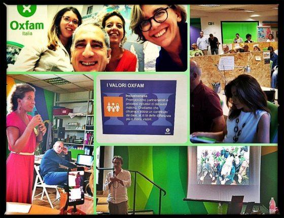 Da Firenze Oxfam promuove corso per propri operatori su abusi di genere