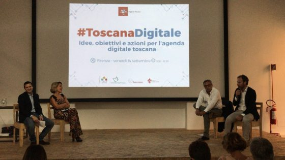 Toscana digitale: il 14 settembre tappa a Firenze