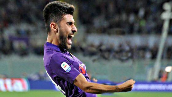 Fiorentina-Udinese 1-0, striscione in ricordo di Duccio Dini