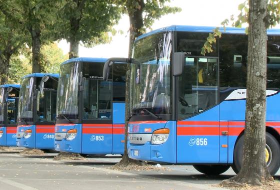 Nuovi bus, Tiemme e Cap presentano nuovi mezzi extraurbani