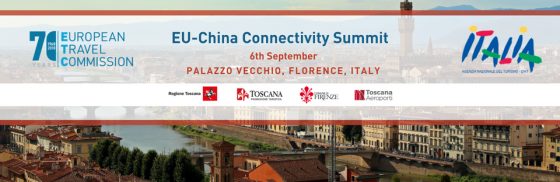 Turismo: a Firenze 70esimo summit annuale European Travel Commission