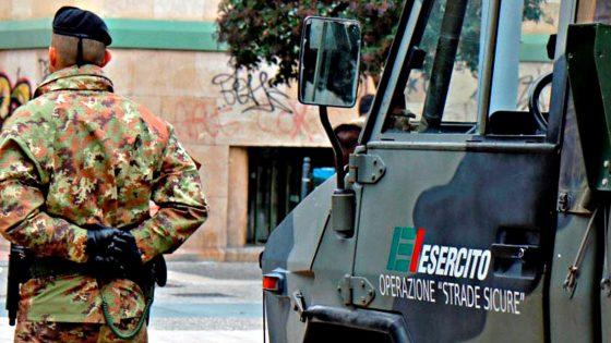 Sindaco di Arezzo chiede intervento dell'esercito
