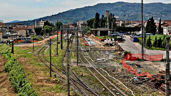 Completati lavori Ferrovie tra Pistoia e Montecatini