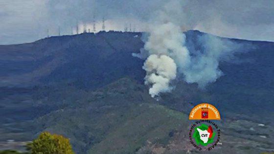 Incendio Calci: oltre 220 mila euro raccolti per il Monte Serra