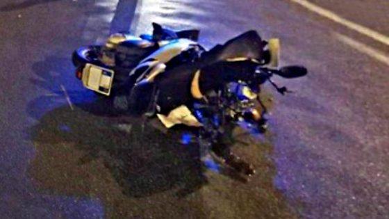 In scooter contro auto, muore ragazza di 25 anni