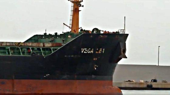 Con l'arrivo della prima nave Jindal, riparte produzione