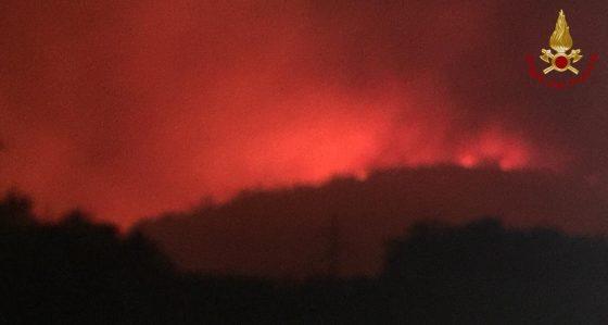 Incendio : sindaco Calci, credo ad atto doloso