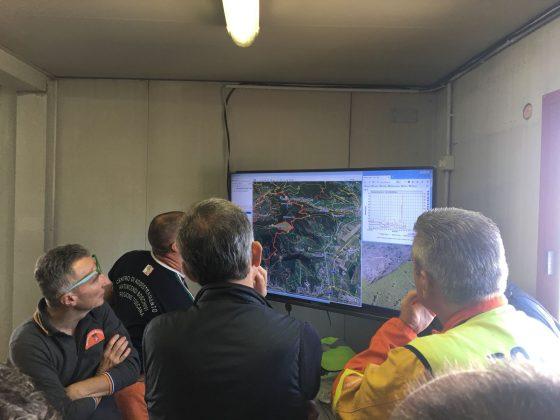 Incendi nel Pisano: Rossi, entro oggi fuori dall'emergenza
