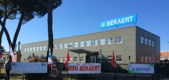 Accordo Bekaert: si del 94% dei lavoratori