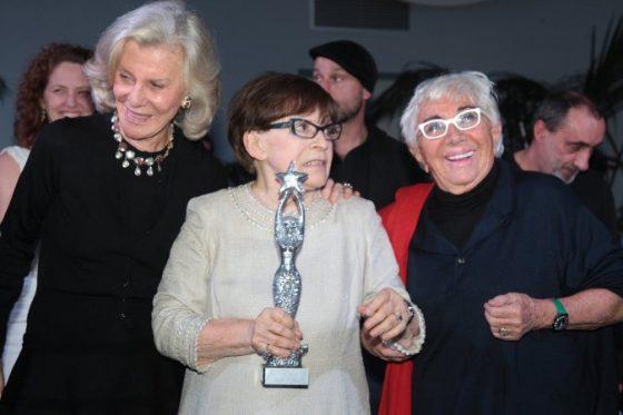 Firenze: le  'chiavi della città'  a Franca Valeri e Lina Wertmuller