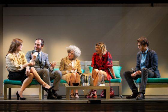 """Teatro della Pergola: Roberto Andò dirige """"Bella Figura"""" di Yasmina Reza"""