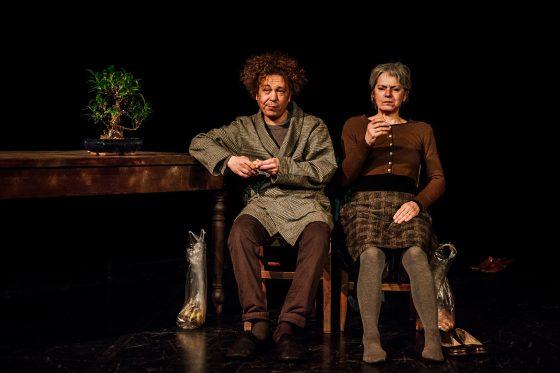"""Teatro Niccolini: Roberto Bacci dirige """"Il Nullafacente"""" di e con Michele Santeramo"""