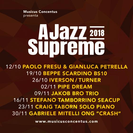 A Jazz Supreme 2018 – Intervista a Fernando Fanutti