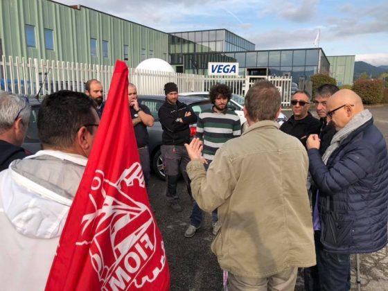 Licenziamenti alla Vega di Barberino, sciopero e presidio