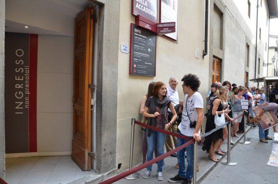 Musei: domani prtoesta lavoratori Opera a Accademia Firenze