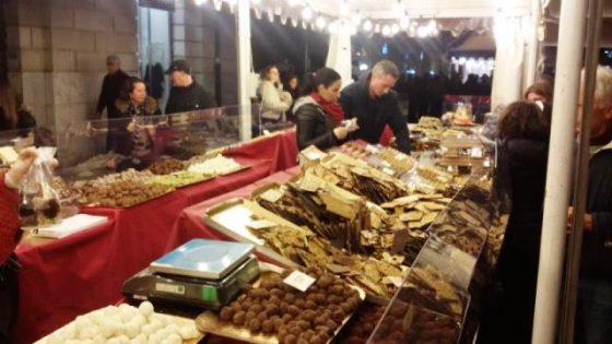 Arriva la Festa del Cioccolato Artigianale dal 19 al 21 ottobre in piazza Cavour