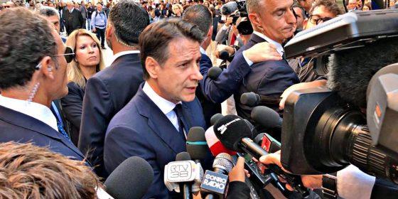 Conte, lavoriamo alla crescita domani cabina regia investimenti a Palazzo Chigi