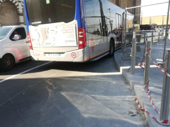 Firenze: Ataf richiede modifica urgente mobilità Piazza Stazione