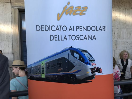 Consegnato 16° treno Jazz della flotta regionale toscana