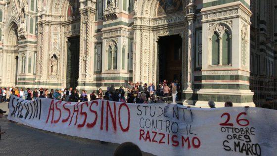 Denunciati 3 studenti per striscione contro Salvini