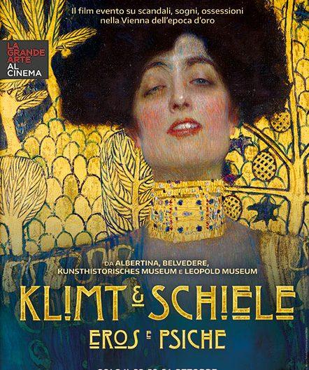 Al cinema Odeon Klimt & Schiele: Eros e psiche da lunedì 22 ottobre