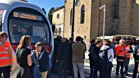 Firenze, linea 2 tramvia operativa da 21 o 27 dicembre
