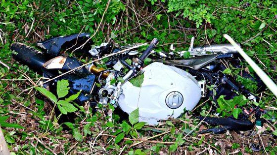Motociclista 52enne muore nel Pistoiese