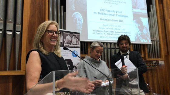 Migranti: Kerry Kennedy, diamo loro un lavoro per aiutarli